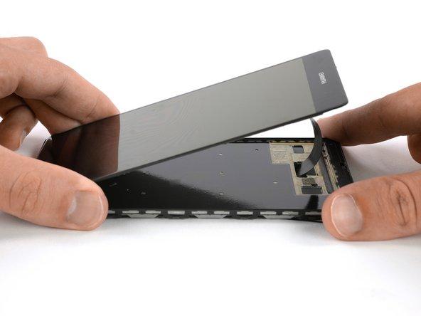 Huawei P9 Plus Display Replacement