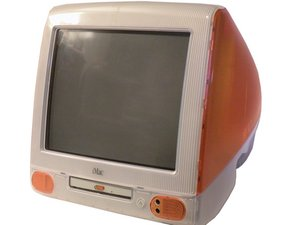 iMac G3 Model M4984 Repair