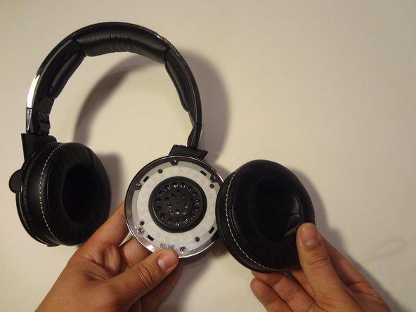 Skullcandy Mix Master DJ Mylar Driver Replacement