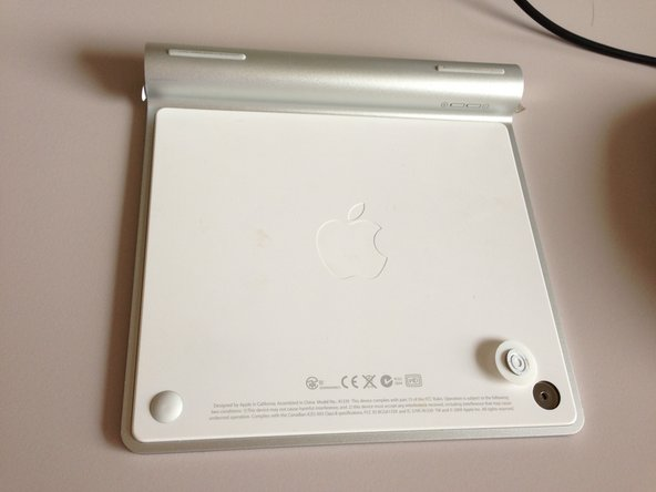 Magic Trackpad Rubber Replacement/Reinsertion
