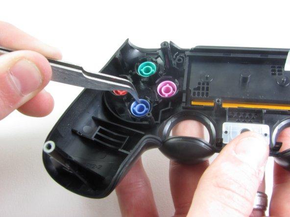 Dual Shock 4のボタン交換