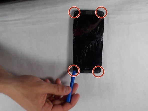 HTC Desire 530 Micro USB Port Replacement