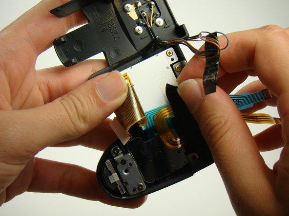 Nikon Coolpix E5700 Top Display Screen Replacement