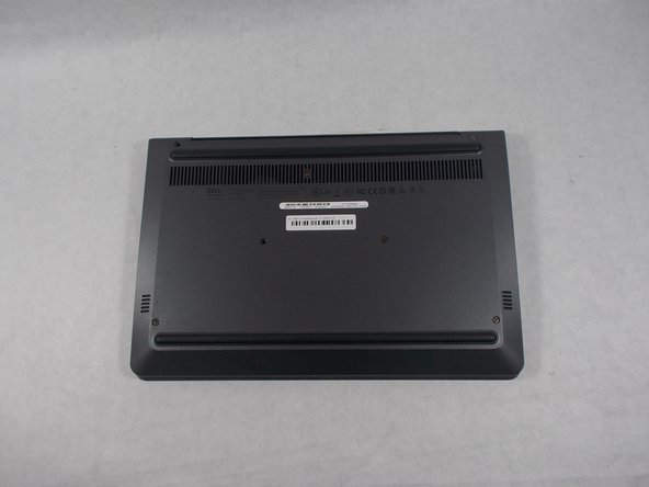 Dell Chromebook 11 CB1C13 Battery Replacement