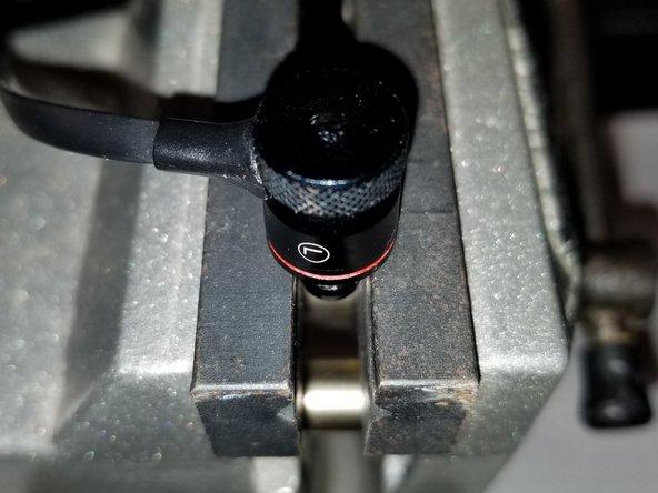 Secure Earbud End (eg:Vice)
