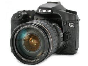 Canon EOS 50D Repair