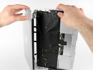 """MacBook Air 11"""" Mitte 2012 Displayeinheit austauschen"""