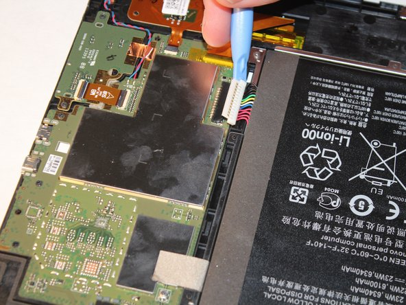 Lenovo Ideatab S6000 Battery Replacement