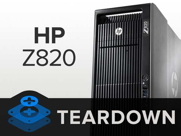 The Apple of HP's eye, the Z820 workstation is their biggest and baddest PC on the market, as well as the closest PC equivalent to Apple's new Mac Pro. So what can you get in your Z820?