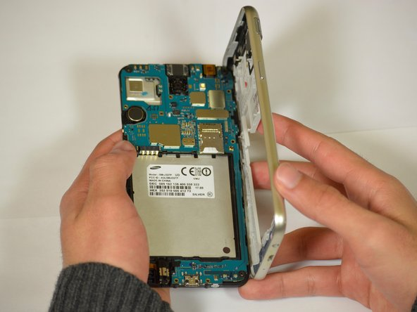 Samsung Galaxy J3 Emerge Motherboard Replacement