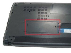RAM and WiFi module
