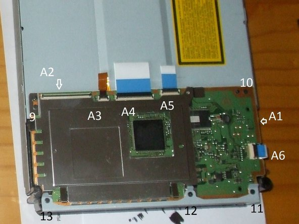 PlayStation 3 BluRay Laser Replacement