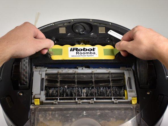 iRobot Roomba 770 Battery Replacement