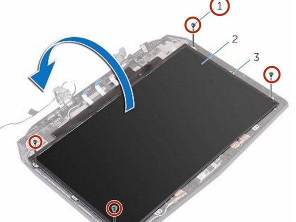 Dell Alienware 13 R2 Display Panel Replacement