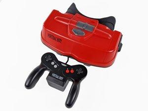Nintendo Virtual Boy Repair