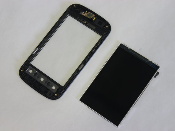 ZTE Whirl 2 Screen Replacement