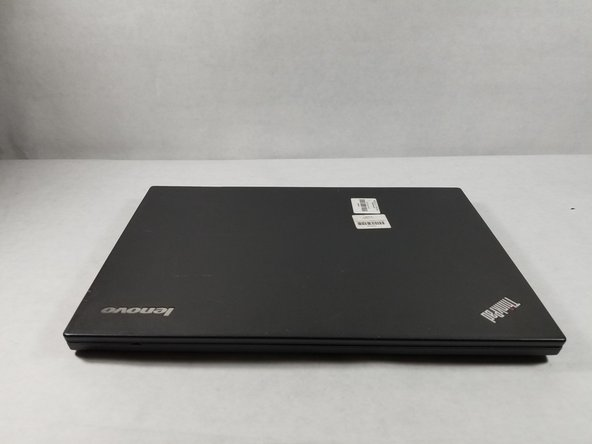 Lenovo Thinkpad T440s Back Panel Replacement