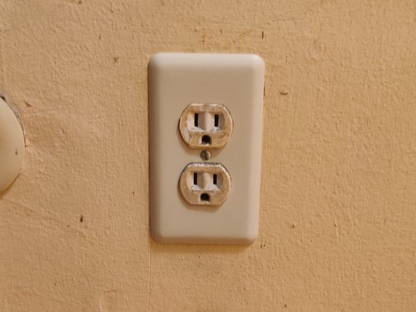 Electric Outlet Cover Replacement