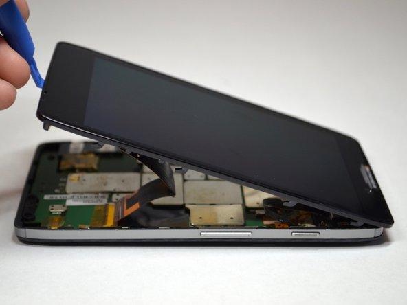 Motorola Droid RAZR HD Front Panel Replacement