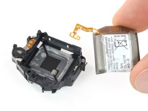 Sostituzione batteria Samsung Galaxy Watch Active2