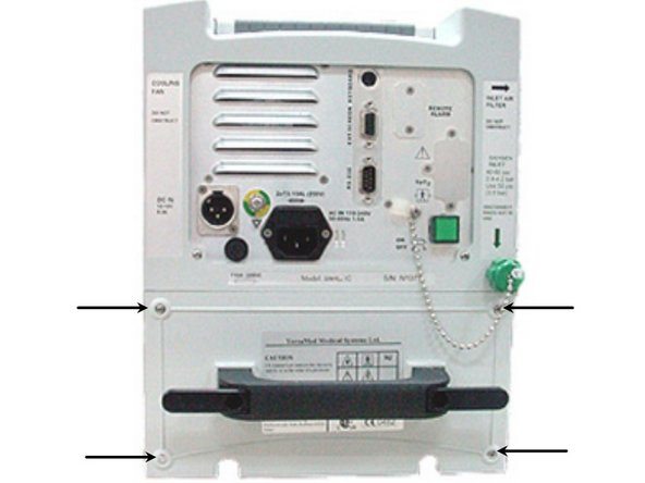 VersaMed iVent 201 Power Pack Replacement