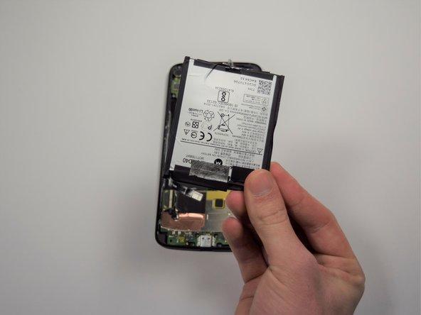 Motorola Moto Z2 Force Akku tauschen