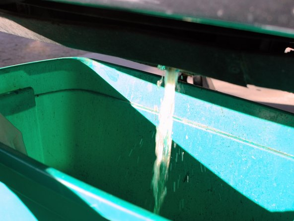 Start by draining your coolant as described in the coolant change guide.