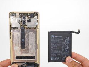 Huawei Mate 10 Akku tauschen