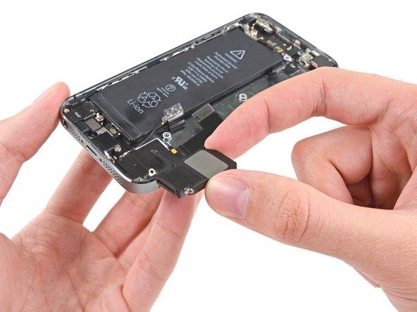 Remplacement de Haut-parleur iPhone 5s