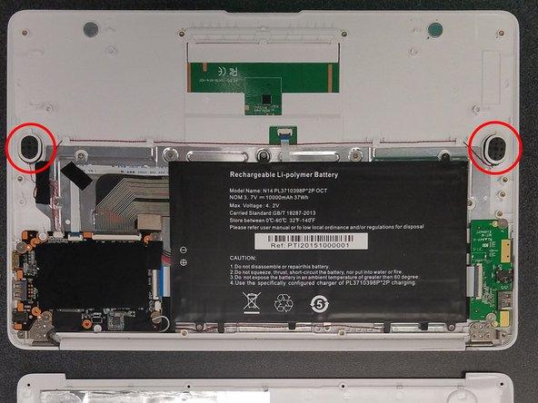 Vulcan Venture II VNB14002IE Speaker Replacement
