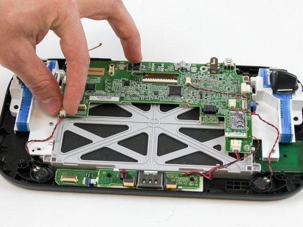 Wii U GamePad Speakers Replacement