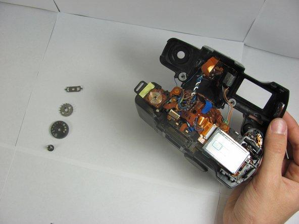 Canon EOS A2 Control Dial Replacement