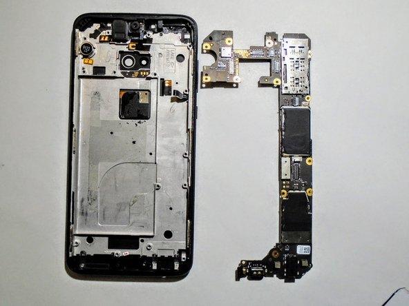 Motorola Moto G7 Plus Motherboard Replacement