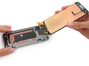 Remplacement de l'écran complet du Samsung Galaxy S5