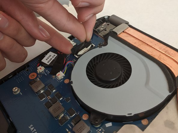 Asus ROG Strix GL702VS Motherboard Replacement