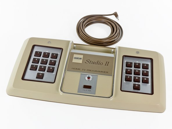 RCA's first video game system, the Studio II, was released in 1977 with a reported retail price of $149.95 (about $525 in today's dollars), which was about $20 less than its competitors at the time.