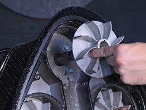 Dust Fan