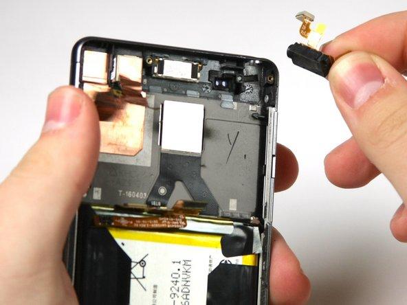 Sony Xperia XA Headphone Jack Replacement