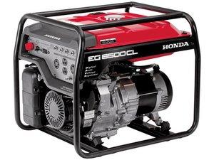 Honda 6500 Watt Generator EG6500CL AT