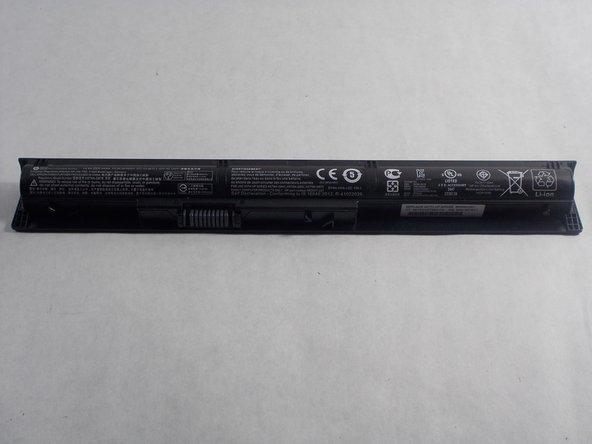 HP ProBook 450 G3 Battery Replacement