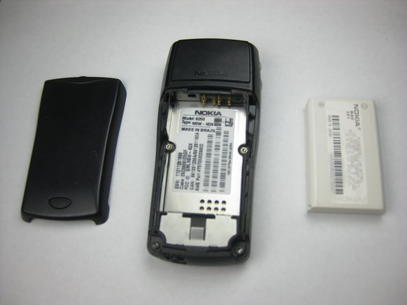 Nokia 8260 Battery Replacement