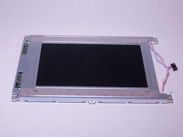 Macintosh PowerBook 165c Display Replacement
