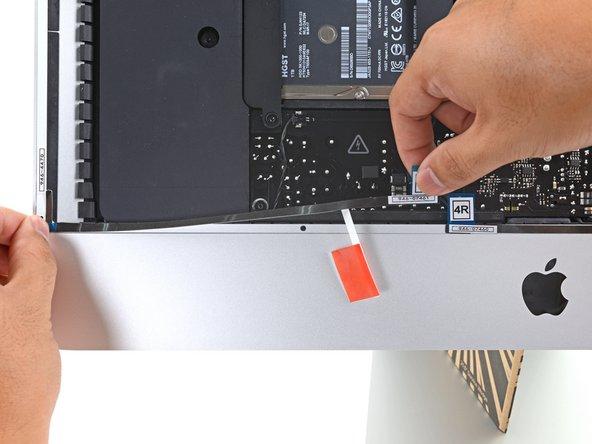 """Remplacement des bandes adhésives de l'écran de l'iMac Intel 21,5"""""""