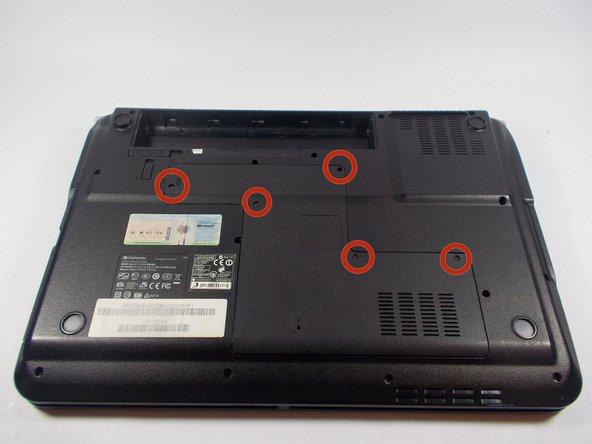 Gateway MS2285 RAM Replacement