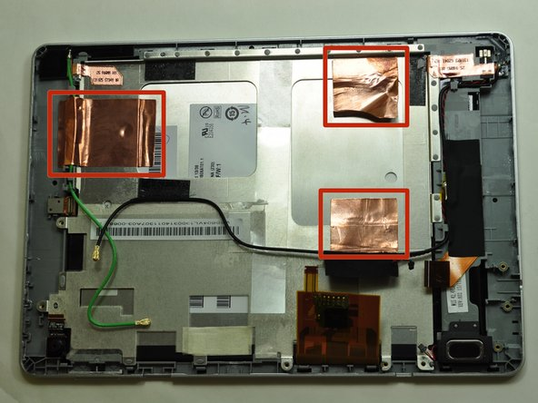 Acer Iconia A1-810 Screen Replacement