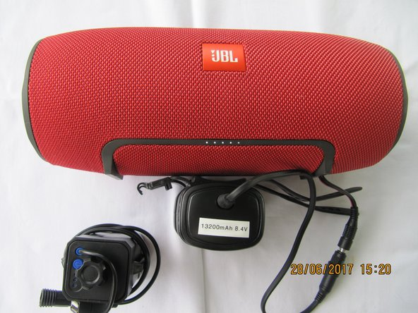 JBL Xtreme Akku Replacement high power