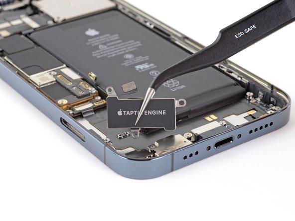 iPhone 12  Pro Taptic Engineの交換