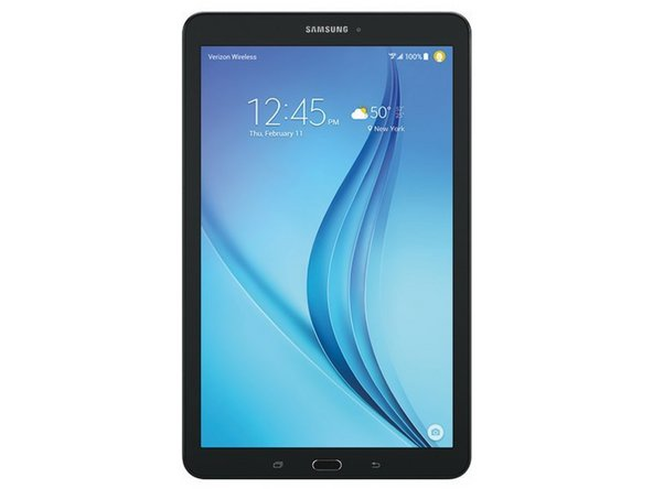 How to Factory Reset Samsung Galaxy Tab E 9.6 Wi-Fi