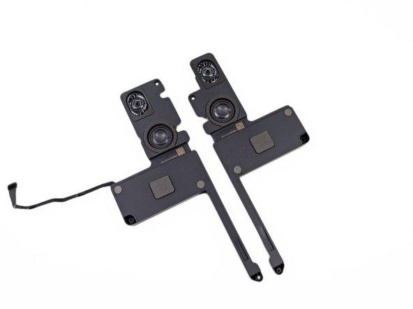 Left speaker assembly - quantity 1