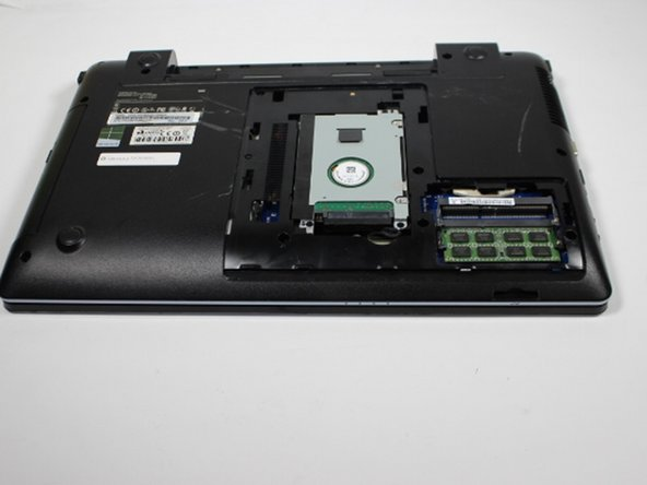 Samsung NP300E5C Hard Drive Replacement